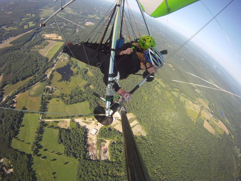 Hang Gliding – video